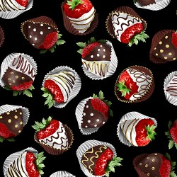 Chocolicious Strawberry Black