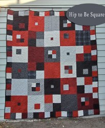 Hip to Be Square Flannel Kit