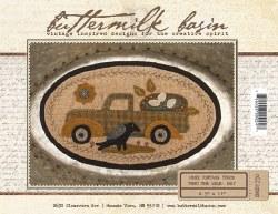 Mini Vintage Truck May