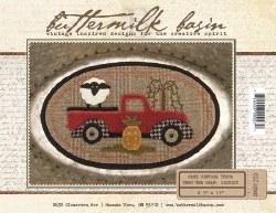 Mini Vintage Truck August