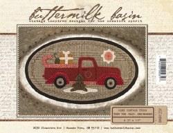 Mini Vintage Truck December