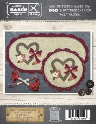 Simply Scalloped Mat February