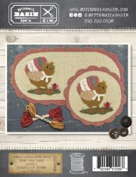 Simply Scalloped Mat April