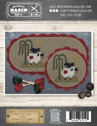 Simply Scalloped Mat June