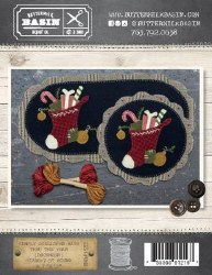 Simply Scalloped Mat December