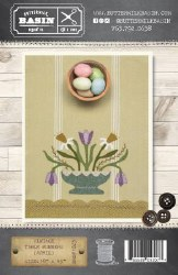 Vintage Tablerunner April