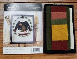 Tree Ugly Sweater Ornament Kit