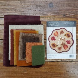 Autumn Penny Mat Kit