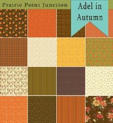 Adel in Autumn 16 Fat 1/4's