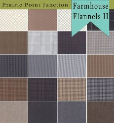 Farmhouse Flannel II - 20 Fats