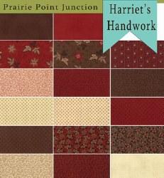 Harriet's Handwork 17 Ft Qtr