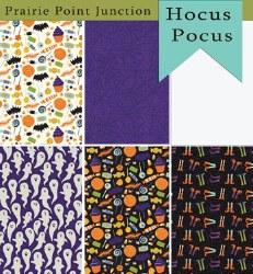 Hocus Pocus 5 Fat 1/4's