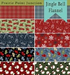 Jingle Bell 10 Fat 1/4s