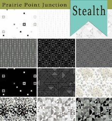 Stealth 12 Fat Quarters