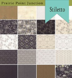 Stiletto 20 Fat Quarters