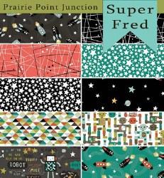 Super Fred 10 Fat 1/4's
