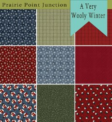 Very Wooly Winter 9 Fat 1/4's