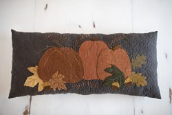 Autumn Pillow by Bits and Piec