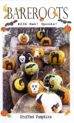 Eek Spooks Stuffed Pumpkins