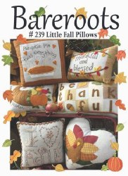 Little Fall Pillows