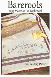 Sweet as Pie Dishtowel
