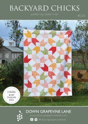 Backyard Chicks Quilt