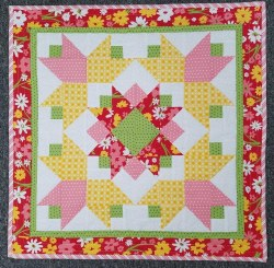 Fat Quarter Flourish Kit Sprin