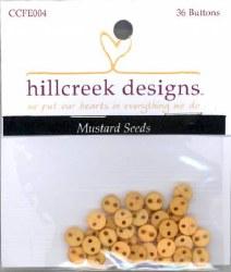 Buttons Mustard Seeds