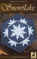Snowflake by Crane Designs