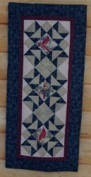 Star of the North Table Runner