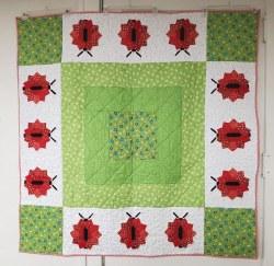 Ladybug Picnic Fabric Pack