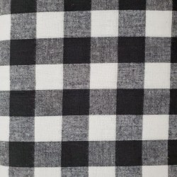 Aunt Polly's Plaid Large BlkWh