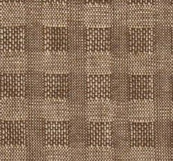 Heritage Homespun Brown Square
