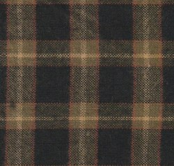 Hickory Ridge Plaid Lg Olive Black Stash Builder