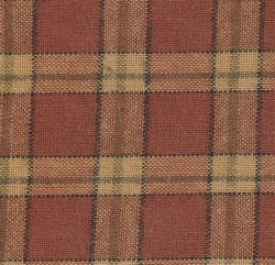 Hickory Ridge Plaid Rust