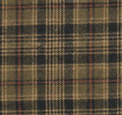 Hickory Ridge Plaid OliveBlk