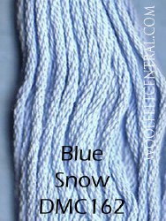 Floss Blue Snow