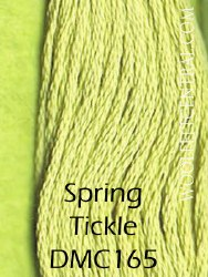 Floss Spring Tickle
