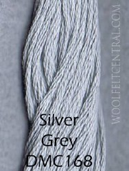 Floss Silver Grey
