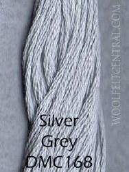 Floss Silver Grey