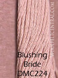 Floss Blushing Bride