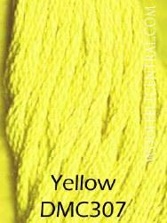 Floss Yellow
