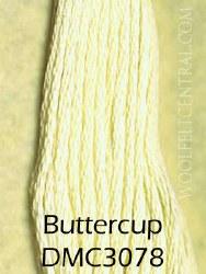 Floss Buttercup