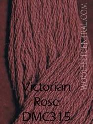 Floss Victorian Rose