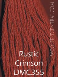 Floss Rustic Crimson