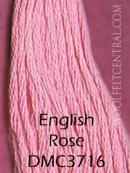 Floss English Rose