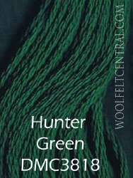 Floss Hunter Green
