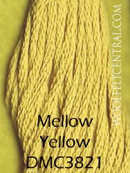 Floss Mellow Yellow