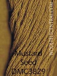 Floss Mustard Seed