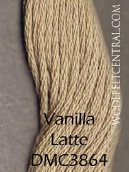 Floss Vanilla Latte